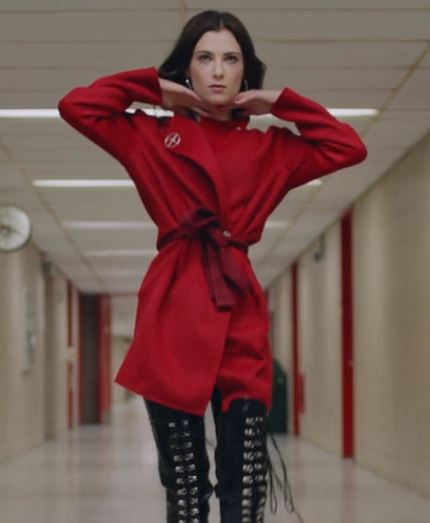 Bonding S02 Zoe Levin Coat
