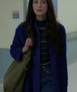 Bonding S02 Zoe Levin Tiff Coat