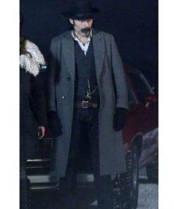 Doc Holliday Wynonna Earp Coat