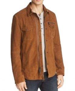 Eddie Diaz 9-1-1 Leather Jacket