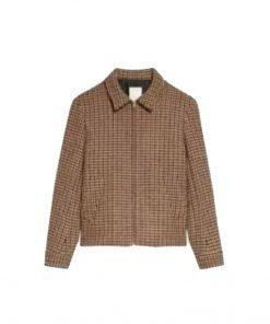 Evan Buckley 9-1-1 Houndstooth Jacket