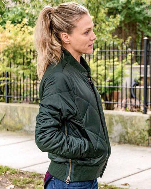 Hailey Upton Bomber Jacket