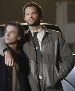 Jared Padalecki Grey Jacket