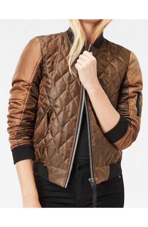 Jemma Simmons Agents Of Shield Jacket