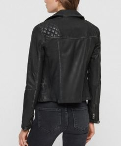 Katherine Kane Leather Jacket
