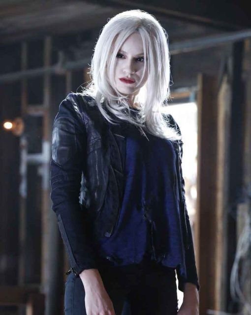 Leslie Willis Supergirl Jacket