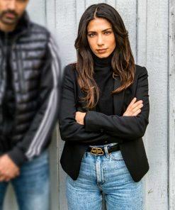 Leya Snabba Cash Black Blazer