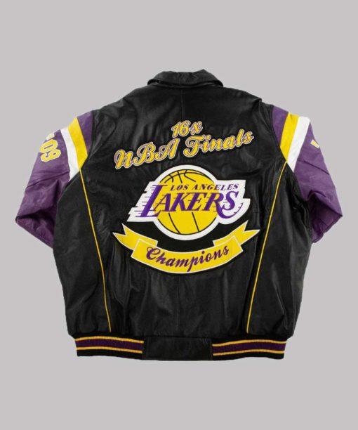 Los Angeles Lakers 16x Bomber Jacket