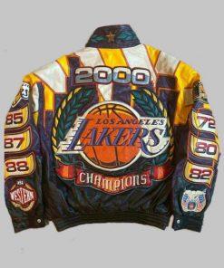 Los Angeles Lakers 2000 Jacket