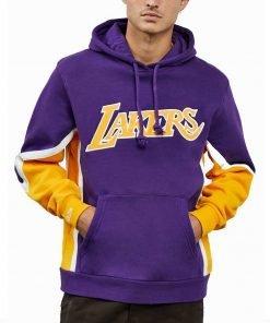Los Angeles Lakers Hooded Jacket