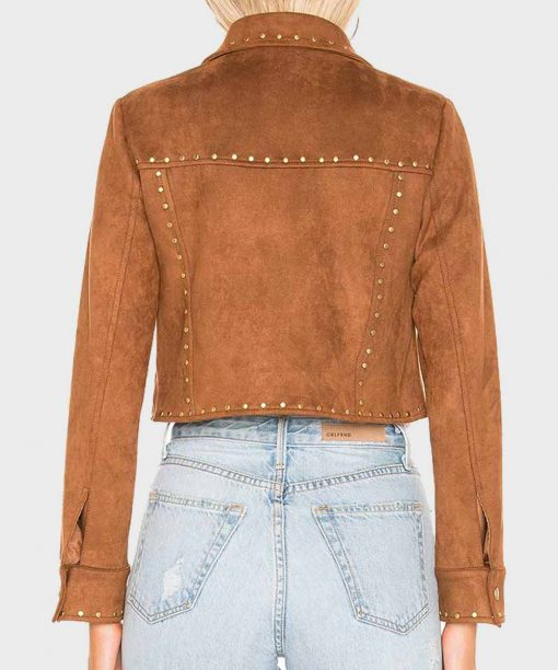 Mariah Copeland Brown Jacket
