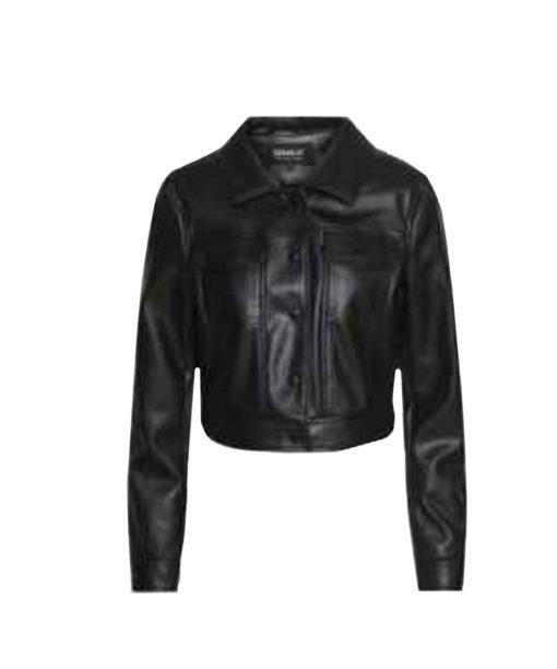 Mary Hamilton Batwoman Leather Jacket