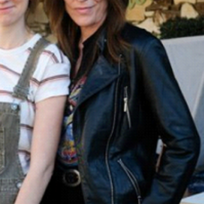 Rebel Katey Sagal Black Jacket