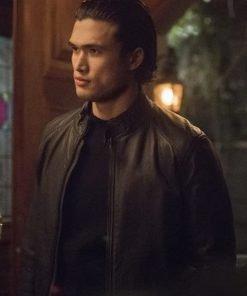 Reggie Mantle Riverdale Black Jacket