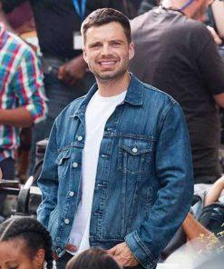 Sebastian Stan The 355 Denim Jacket