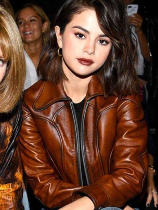 Selena Gomez Jacket