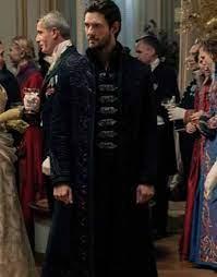 Shadow And Bone Ben Barnes Black Coat