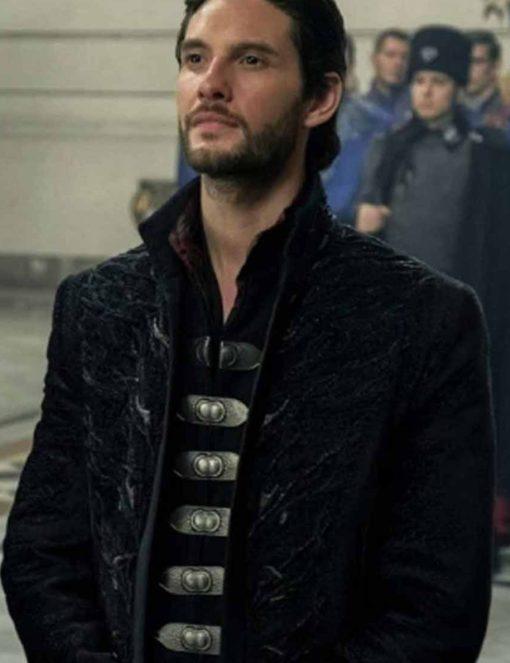 Shadow And Bone Ben Barnes Coat