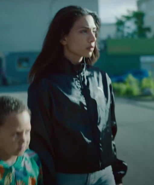 Snabba Cash Leya Black Jacket