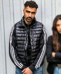 Snabba Cash Salim Puffer Vest
