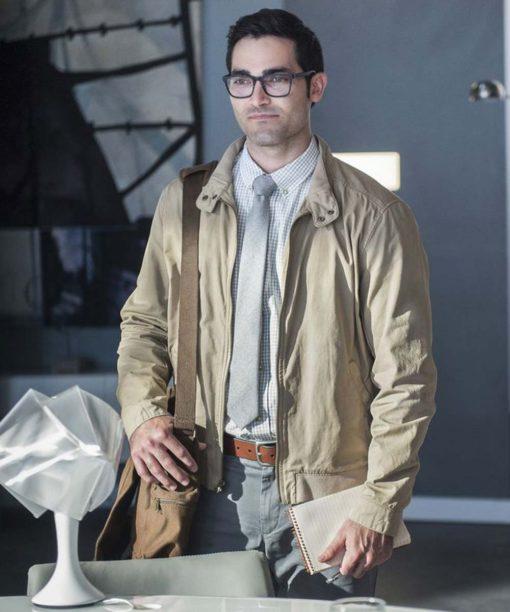 Tyler Hoechlin Supergirl Jacket