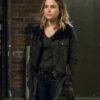 Chicago P.D. Erin Lindsay Black Coat