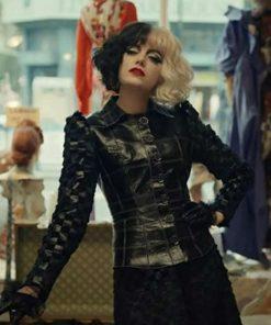 Cruella Emma Stone Vest