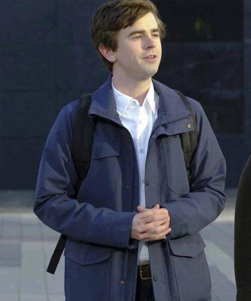 Dr. Shaun Murphy The Good Doctor Grey Jacket