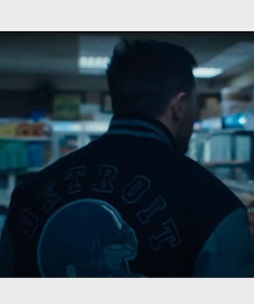 Eddie Brock Varsity Jacket