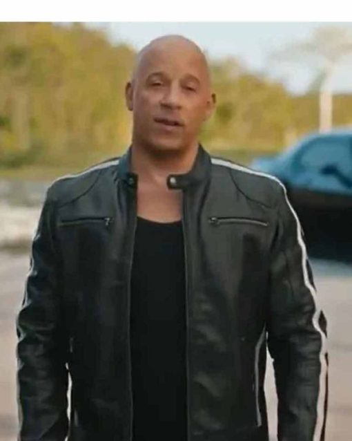 FF9 Dominic Toretto Cafe Racer Jacket
