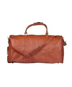 Genuine Duffle Leather Bag