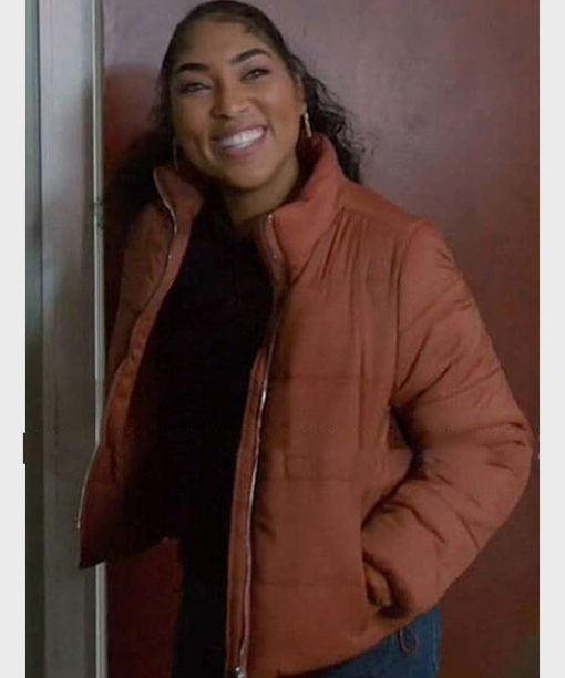 Gianna Mackey Puffer Jacket