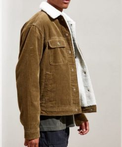 God Friended Me Rakesh Brown Jacket