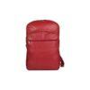 Handmade Genuine Red Backpack