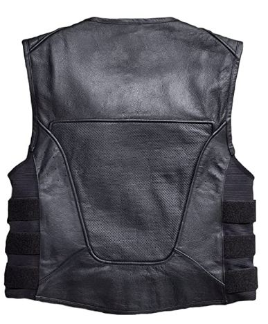 Harley Davidson Swat II Genuine Leather Vest