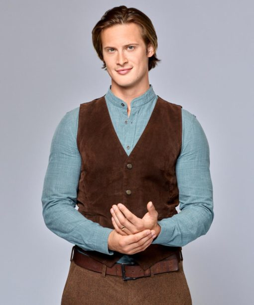 Jesse Flynn When Calls the Heart Vest