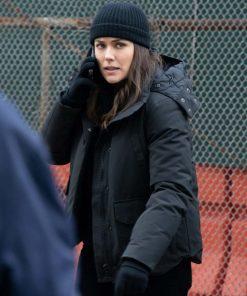 Megan Boone The Blacklist Hooded Jacket