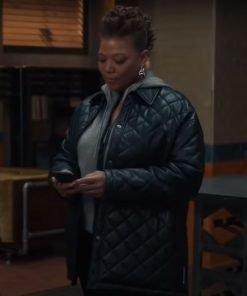 Queen Latifah Quilted Jacket