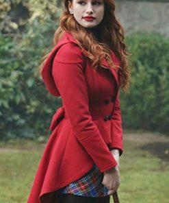 Riverdale Heathers Cheryl Blossom Coat