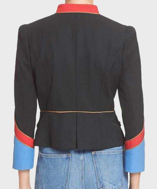Riverdale Valerie Black Jacket