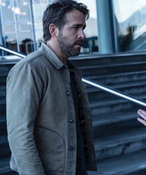 Ryan Reynolds Jacket