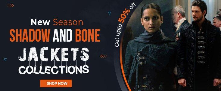 Shadow and Bone Jackets