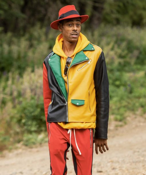 The Challenge All Stars Teck Holmes Jacket