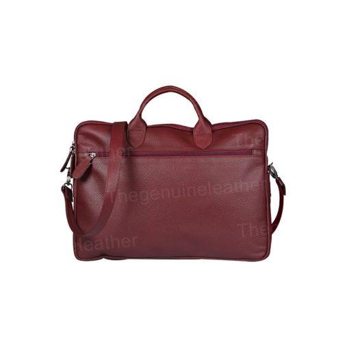 Torrance Laptop Maroon Bag