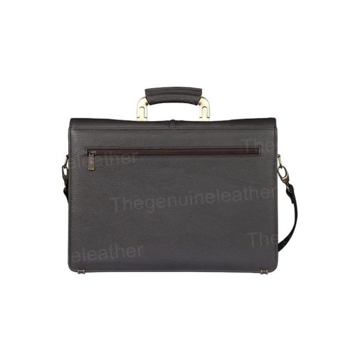 Venezia Briefcase Black Bag