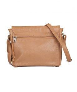 Vintage Crossbody Laptop Messenger Leather Bag