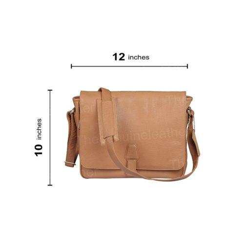Vintage Crossbody Messenger Bag