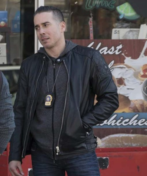 Det. Ray Lopez Law and Order Jacket