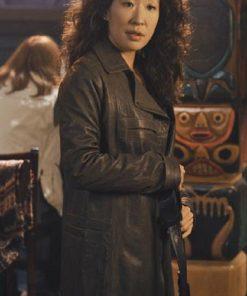 Grey's Anatomy Cristina Yang Coat