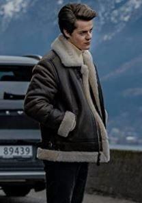 Herman Tømmeraas Ragnarok Leather Shearling Jacket 2020-2021
